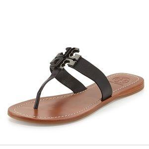 Tory Burch Black Moore Sandals